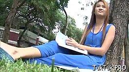 Thajské xxx video